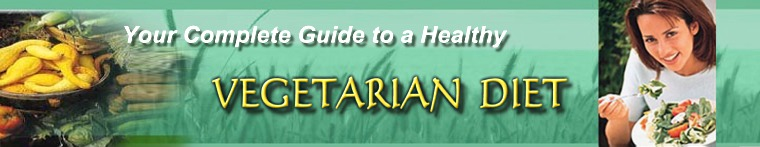 Vegetarian Diet Header